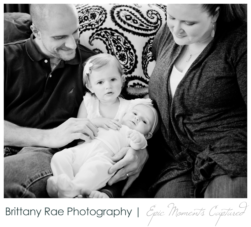 Family Lifestyle Photos in Biddeford Maine - Casual Family Portraits