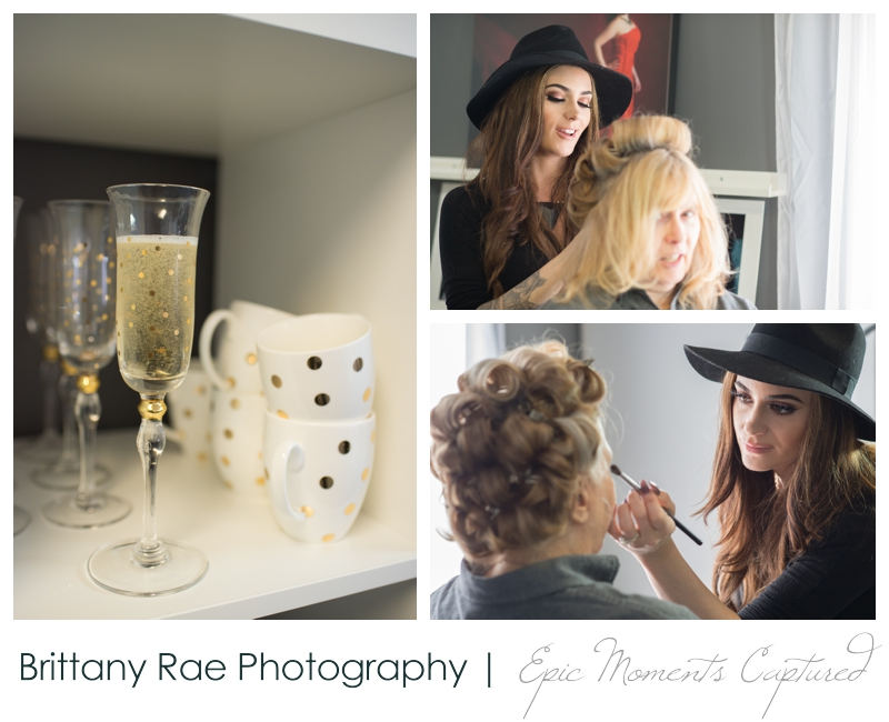 Glamour Portraits in Scarborough Maine - Professional Hair & Make up