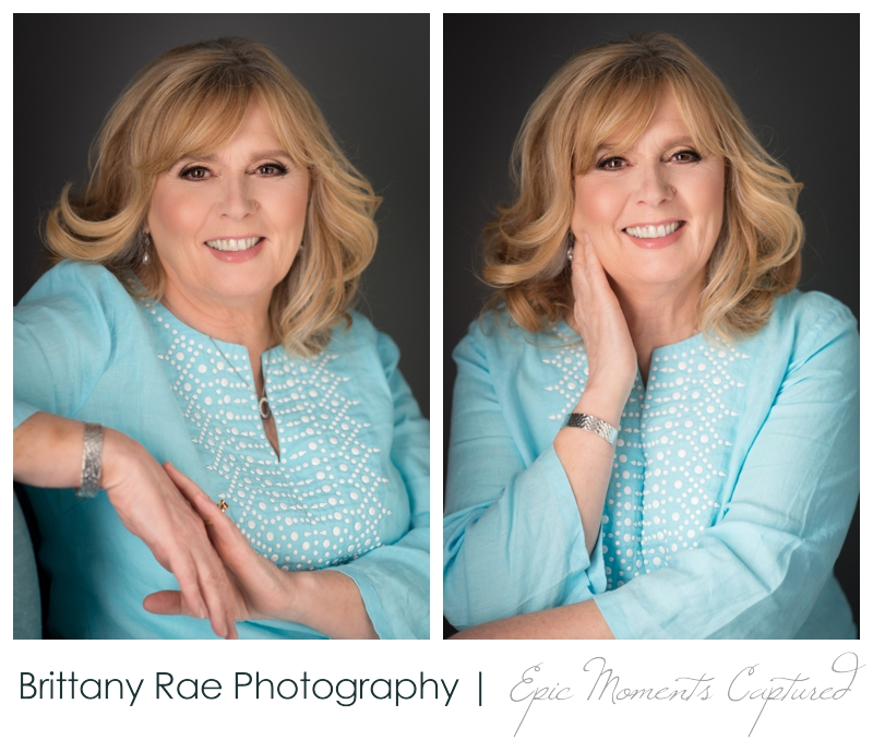 Glamour Portraits in Scarborough Maine - 50 plus and fabulous