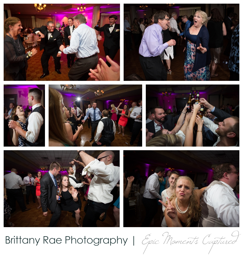Sheraton Harborside Wedding in Portsmouth NH - Reception Photos