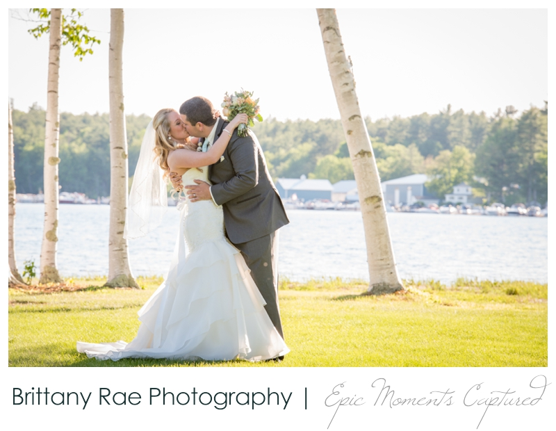 Sebago Lake Wedding Photos, Windham Maine-
