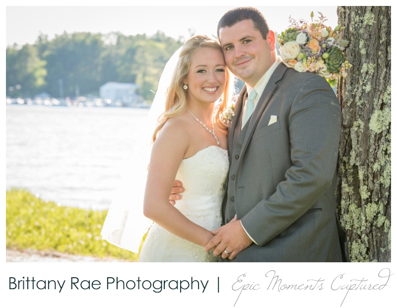 Sebago Lake Wedding Photos, Windham Maine- 20