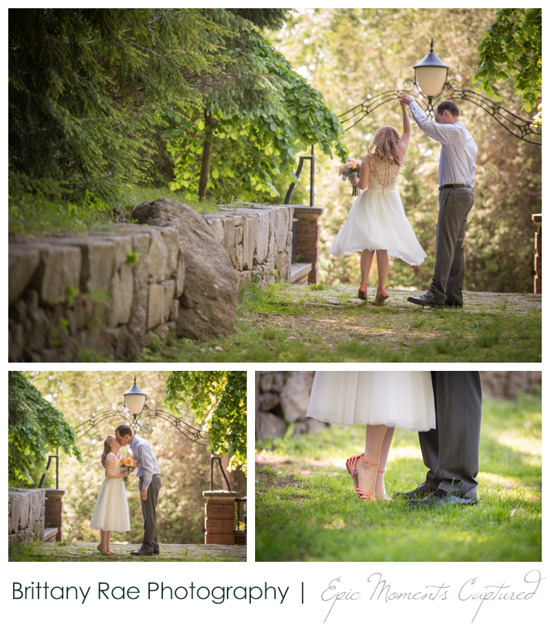 Backyard Wedding in Camden Maine -  Bridal Portraits in Camden