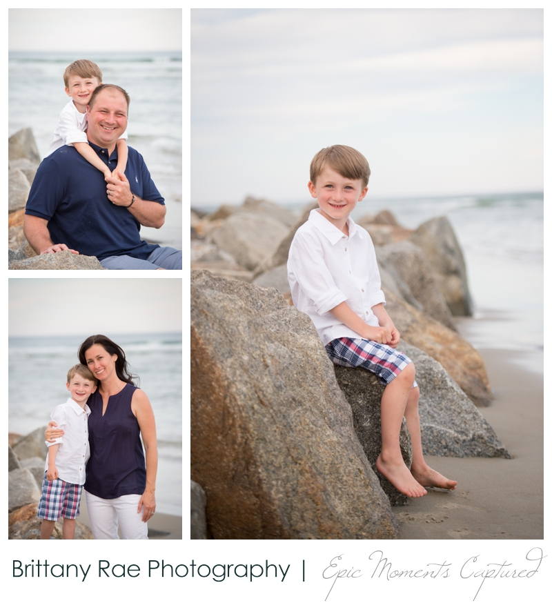 Ogunquit Family Photos, Ogunquit Maine - Beach family portraits