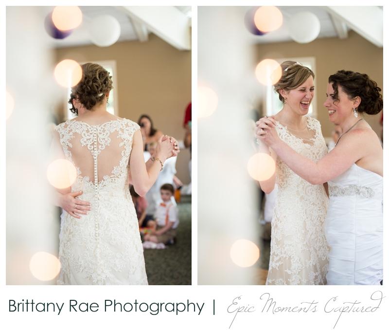 Purpoodock Wedding Photos Cape Elizabeth Maine - Brides First Dance