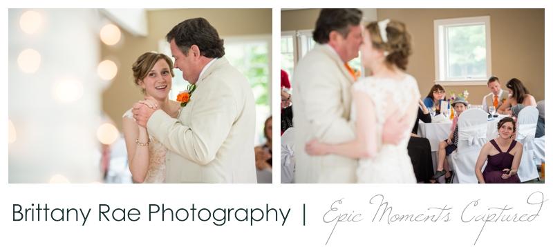 Purpoodock Wedding Photos Cape Elizabeth Maine - Father Daughter Dance