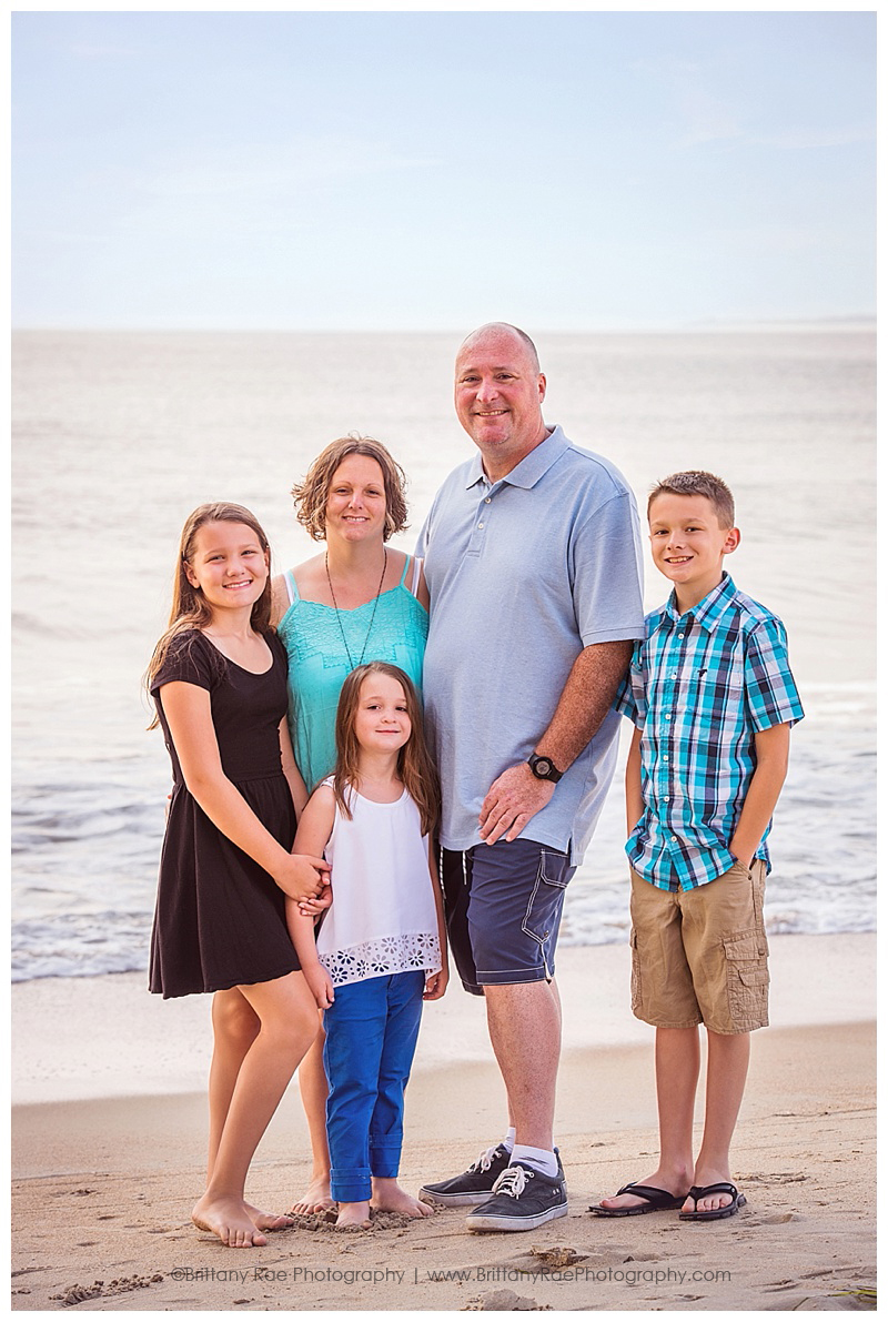 Old Orchard Beach Family Portraits - 2
