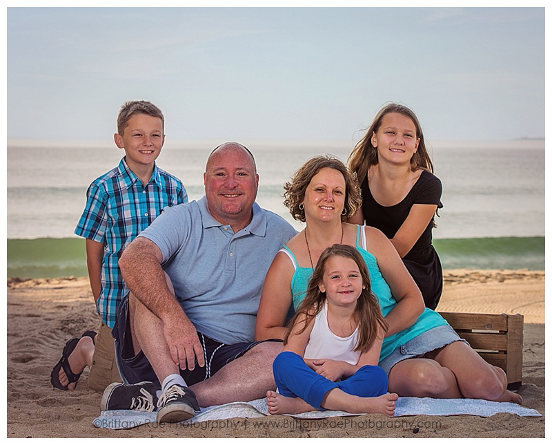 Old Orchard Beach Family Portraits - 1