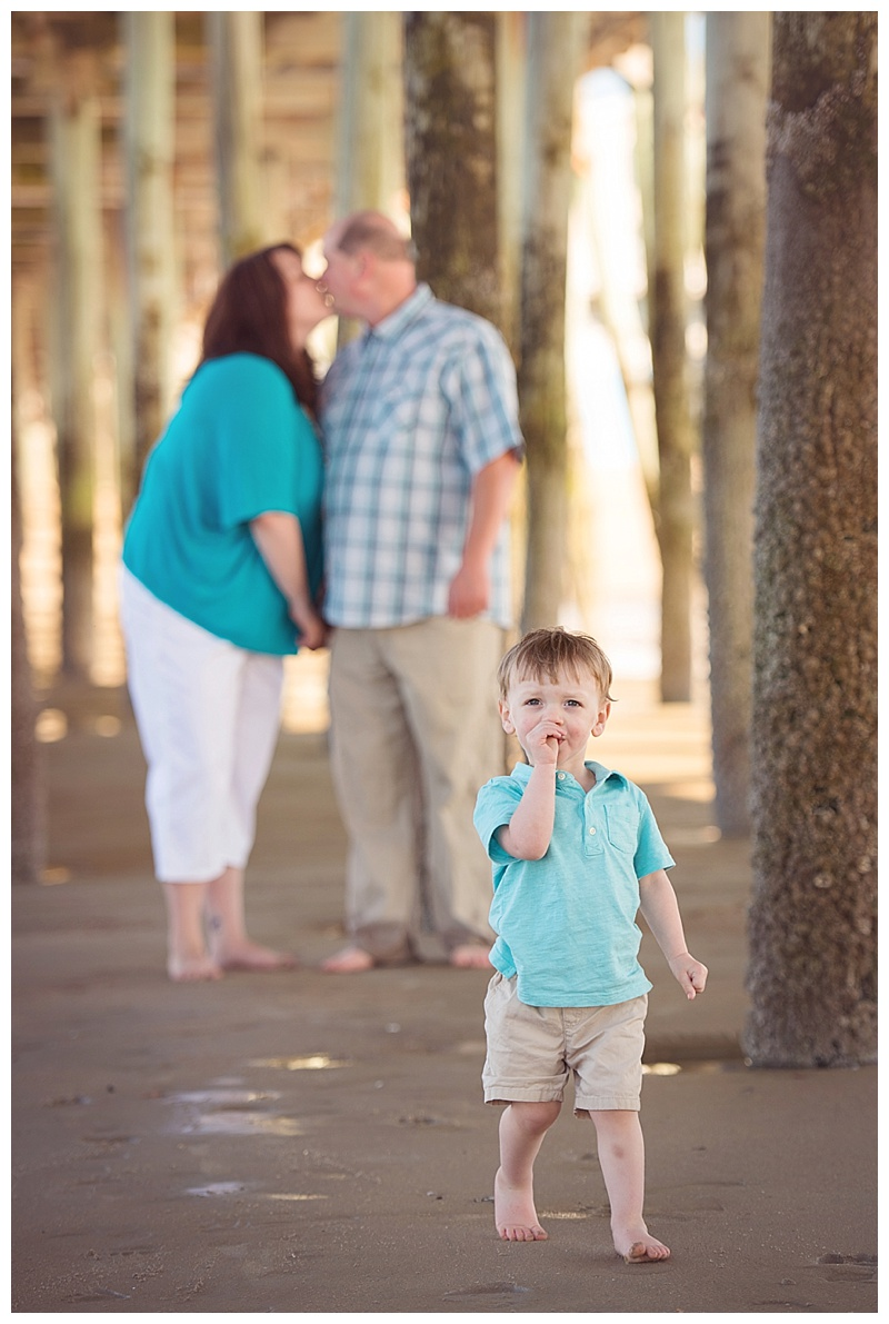 Old Orchard Beach Family Portraits - Candid family portraits