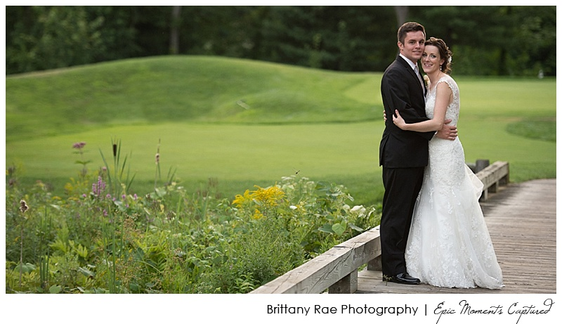 Brookstone Park Event Center Wedding in Nashua New Hampshire - 1