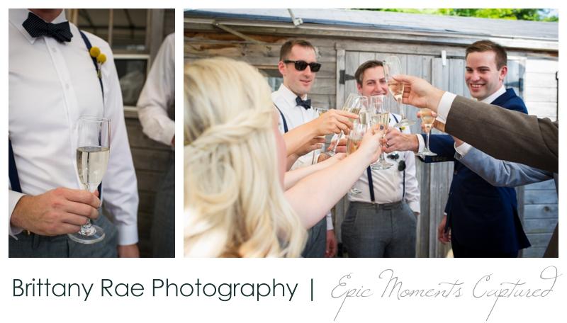 Inn on Peaks Island Wedding, Portland Maine - 16