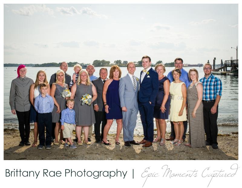 Inn on Peaks Island Wedding, Portland Maine - 18