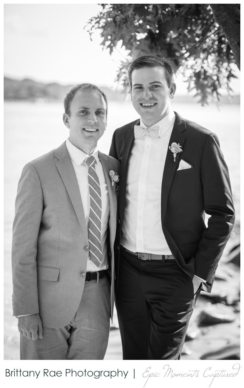Inn on Peaks Island Wedding, Portland Maine - 20