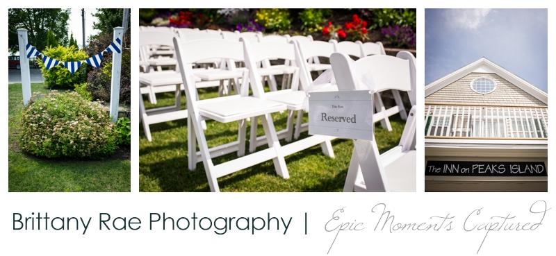 Inn on Peaks Island Wedding, Portland Maine - 6