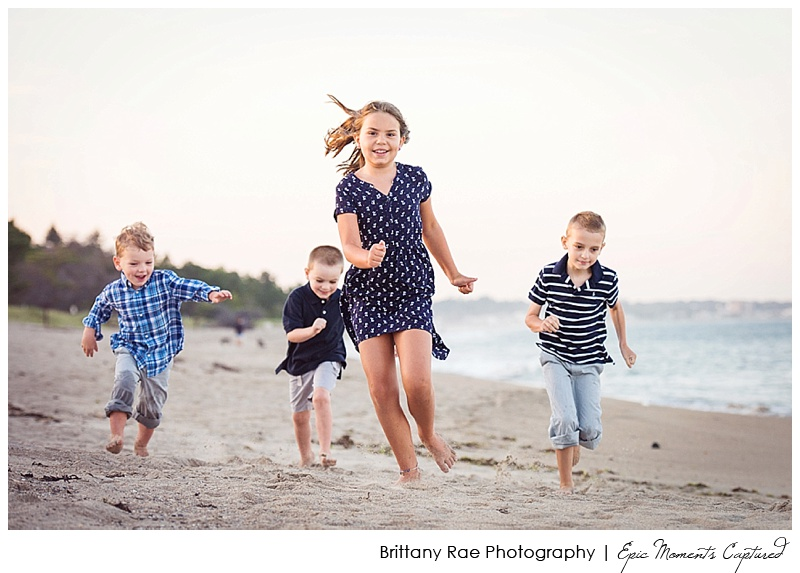 Ocean Park Family Portraits - 2