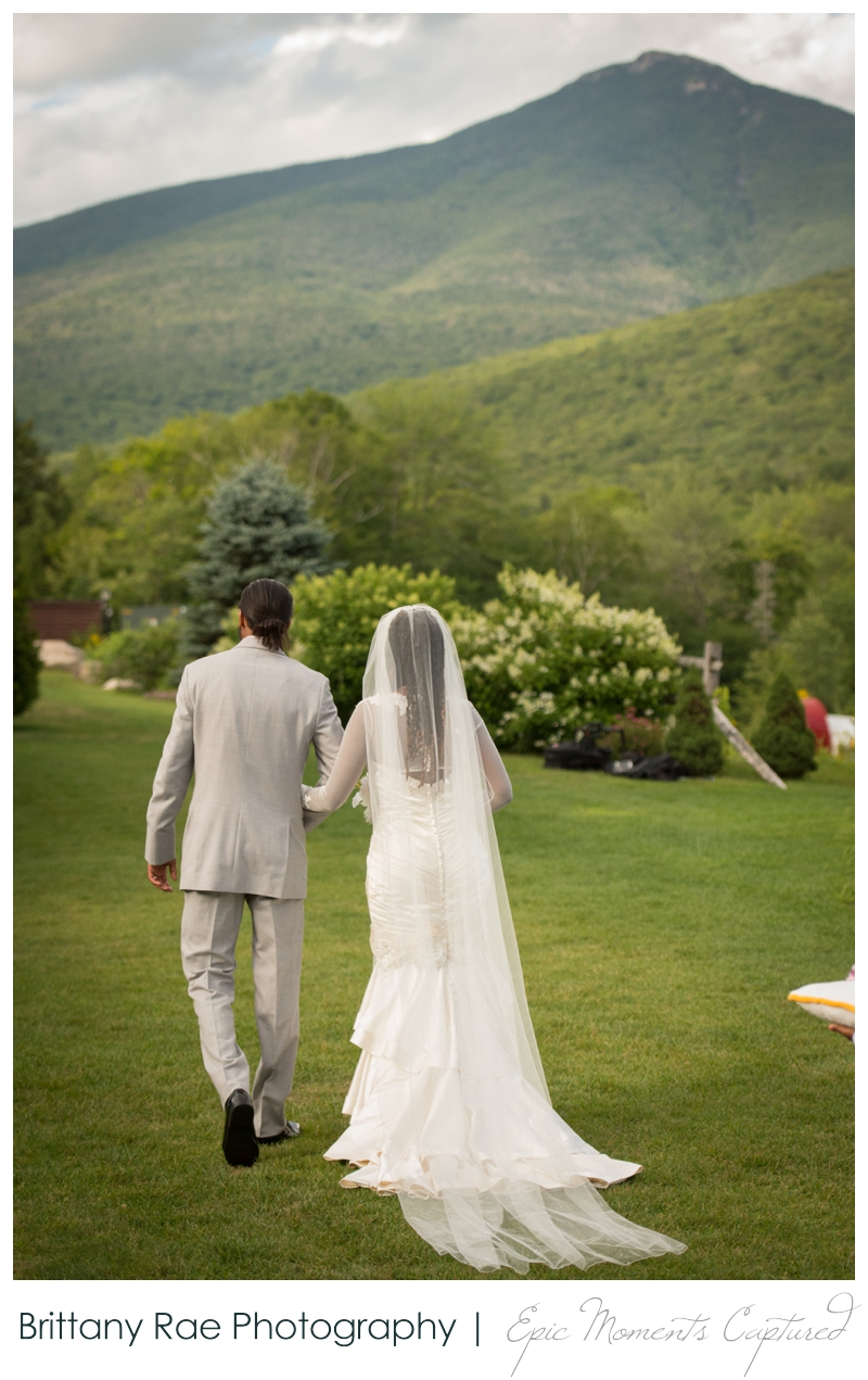 Indian Head Resort Wedding Lincoln New Hampshire - Wedding in White Mountains