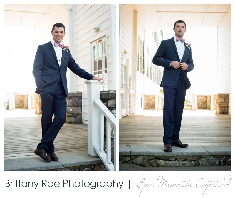 The Colony Hotel Wedding in Kennebunkport Maine - 16