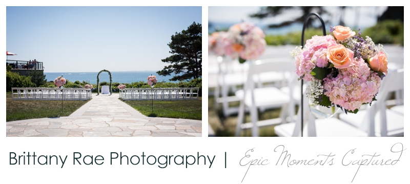 The Colony Hotel Wedding in Kennebunkport Maine - Colony Reception Site