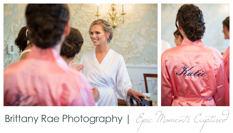 The Colony Hotel Wedding in Kennebunkport Maine - getting ready at hotel