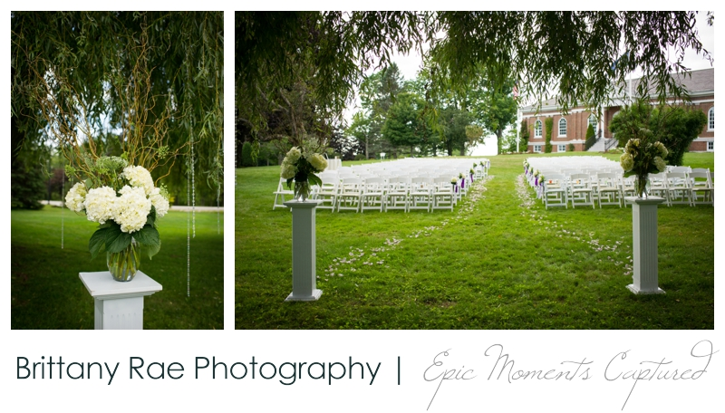 Pineland Farms Wedding New Gloucester Maine - 7