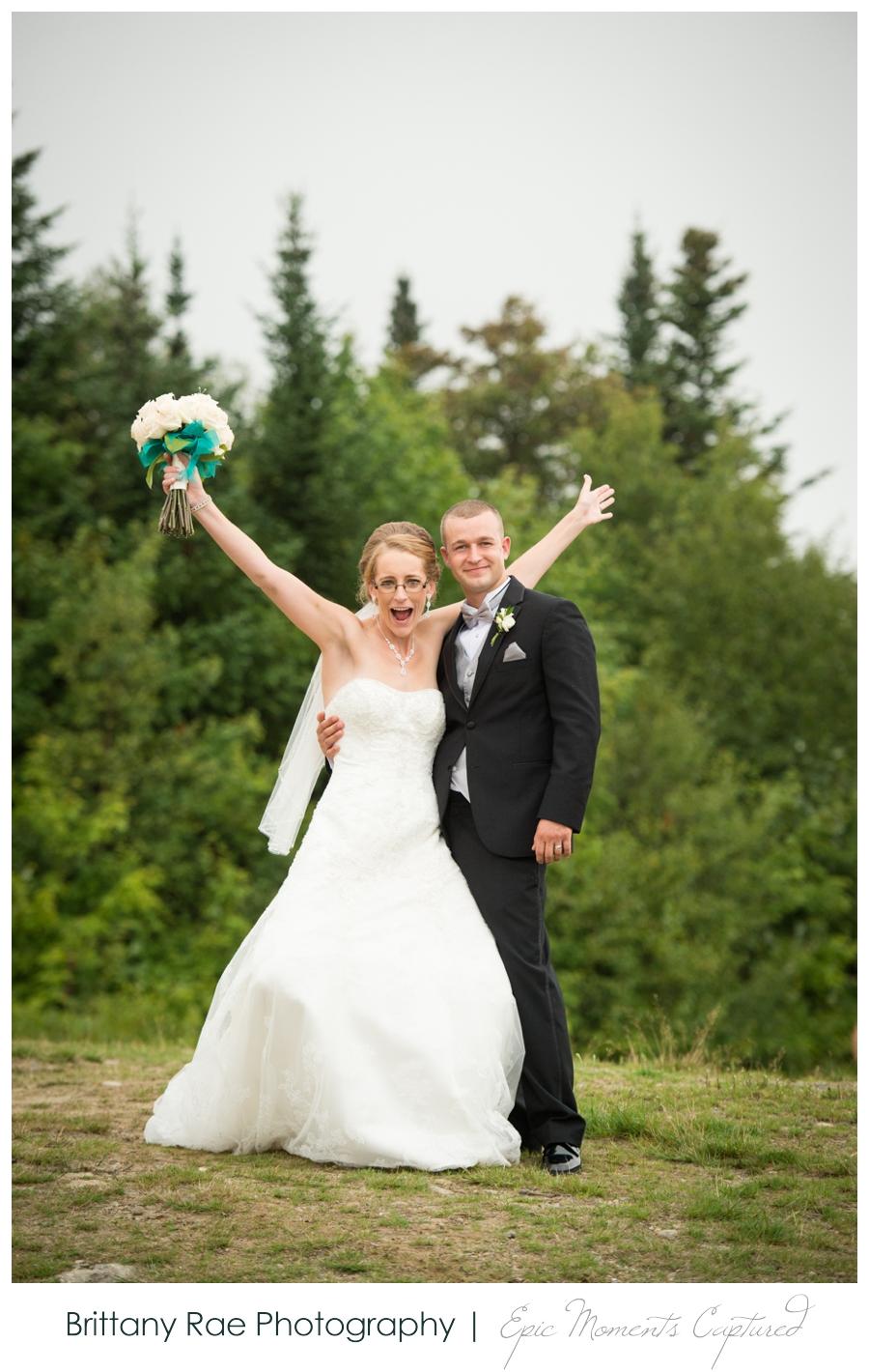 Peak Lodge Sunday River Wedding in Bethel Maine - 19