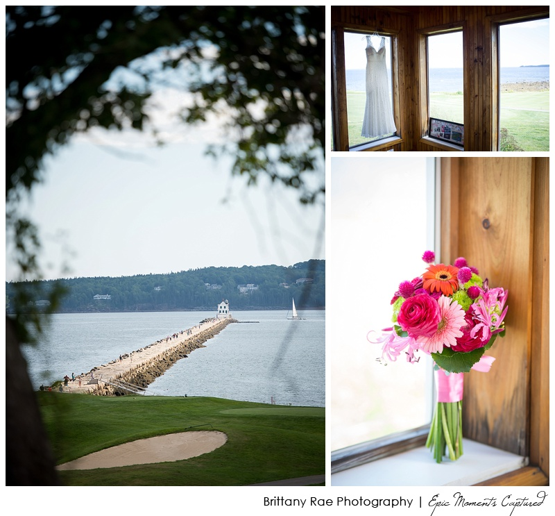 Samoset Resort Wedding in Rockland, Maine - 24