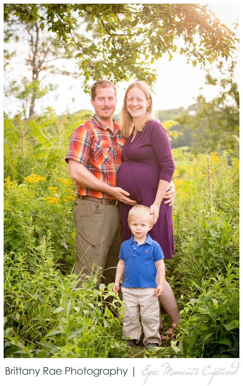 Portland Headlight Family Portraits - 1