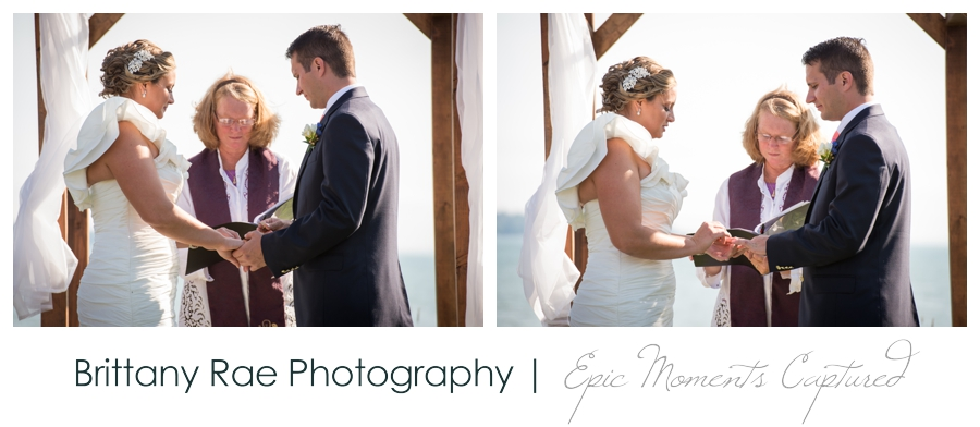 Wolfe's Neck Farm Wedding Freeport Maine - 12