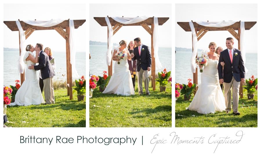 Wolfe's Neck Farm Wedding Freeport Maine - 14