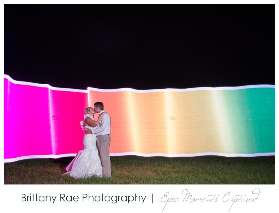 Wolfe's Neck Farm Wedding Freeport Maine - Night wedding portraits