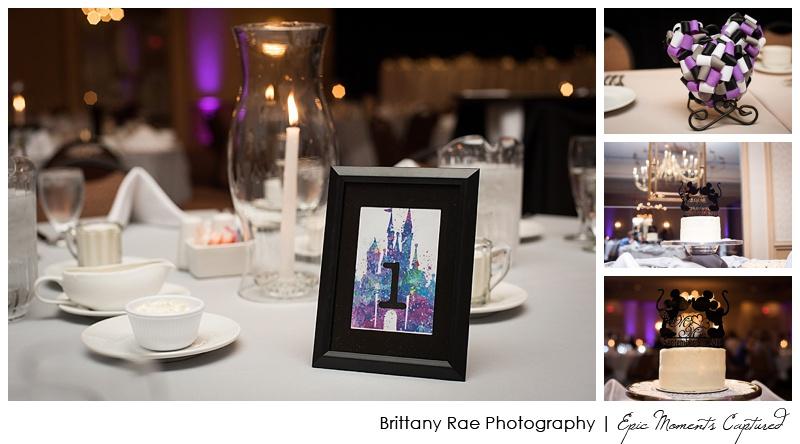 Holiday Inn by the Bay Wedding - Disney Wedding Details