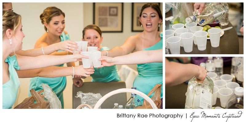 Union Bluff Hotel wedding - 3