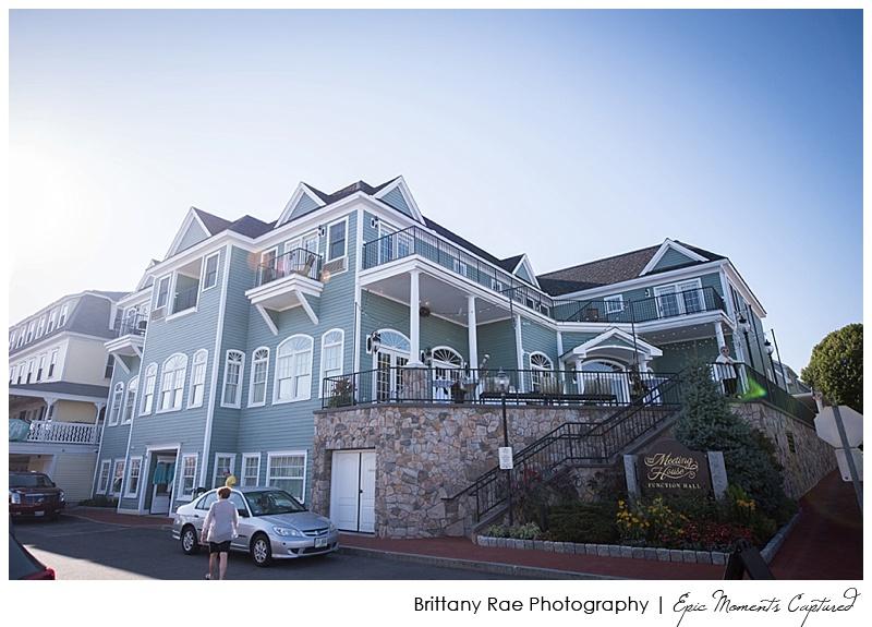 Union Bluff Hotel wedding - Union Bluff Hotel