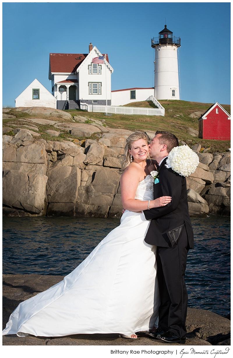Union Bluff Hotel wedding - Nubble Lighthouse Wedding