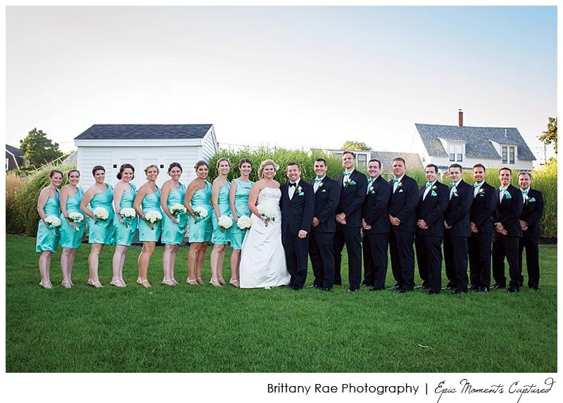 Union Bluff Hotel wedding - 23