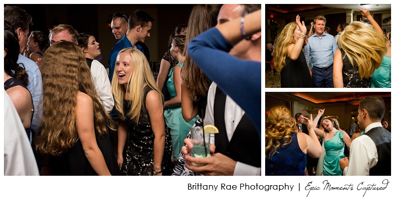 Union Bluff Hotel wedding - 32