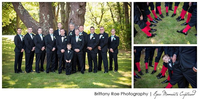 Union Bluff Hotel wedding - 9