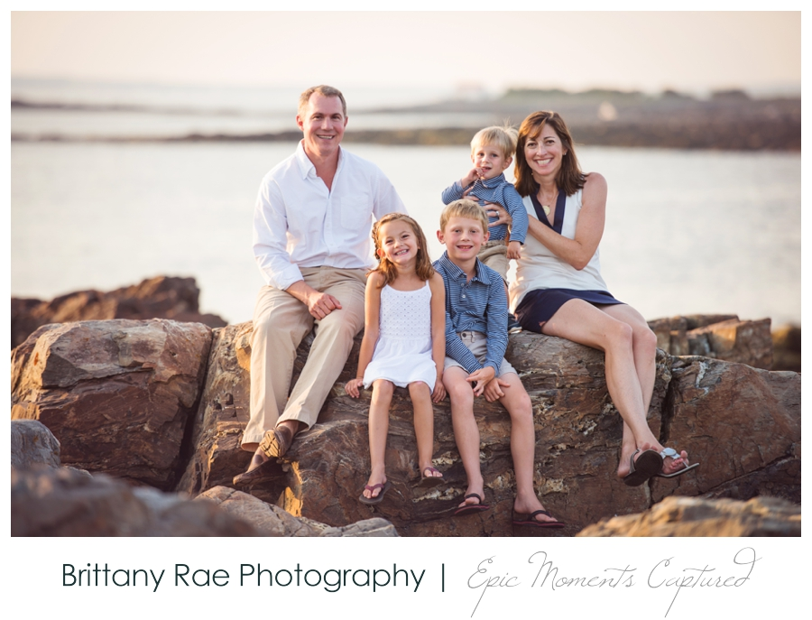 Biddeford Pool Family Portraits - 1