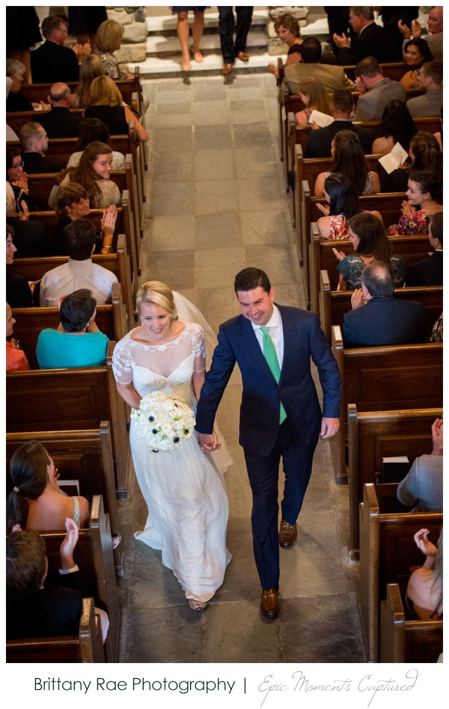 Kennebunkport Tented Wedding - 14