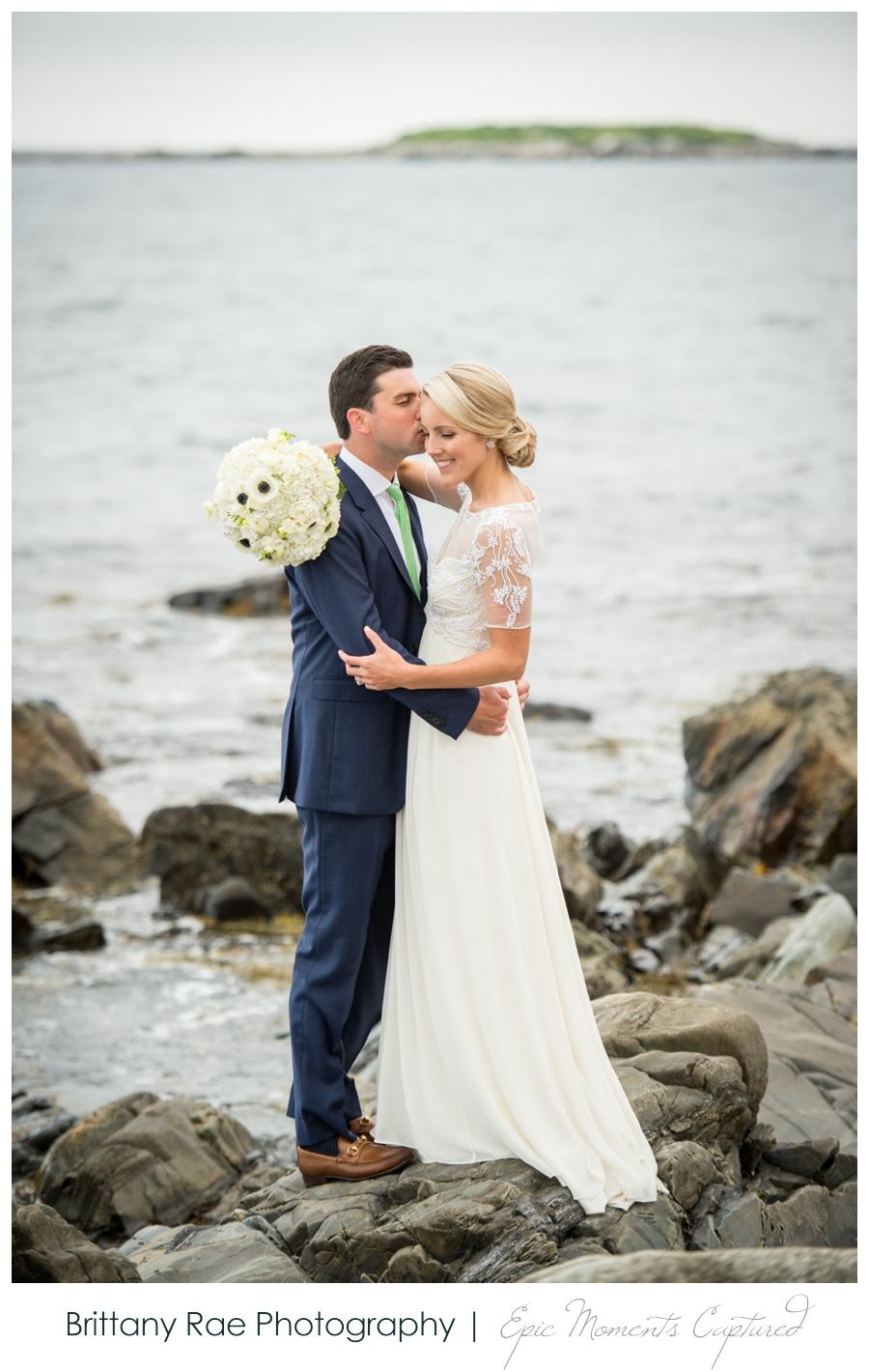 Kennebunkport Tented Wedding - 26