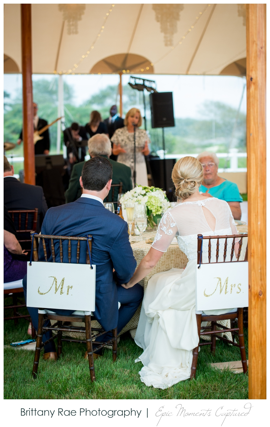 Kennebunkport Tented Wedding - 28