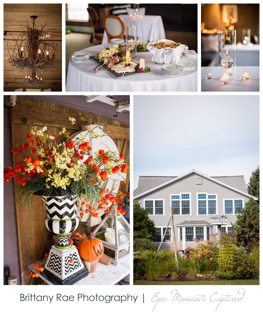 On the Marsh Wedding Kennebunkport Maine - Wedding Details