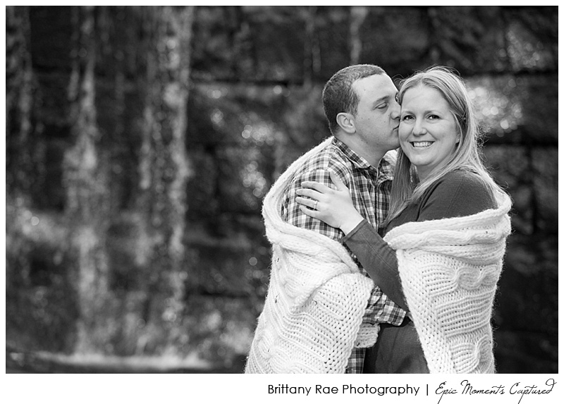 Hobbitland Engagement in Hallowell Maine - 5