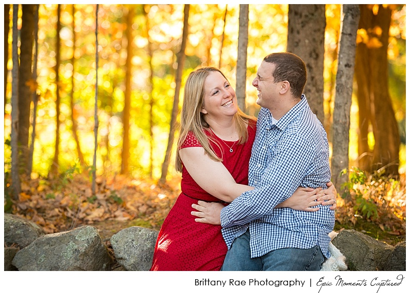 Hobbitland Engagement in Hallowell Maine - 1