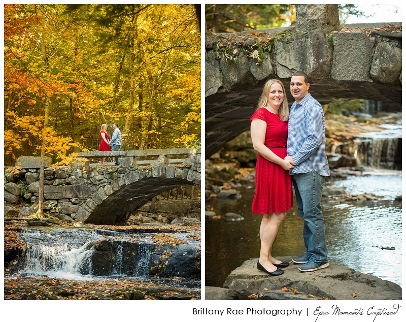 Hobbitland Engagement in Hallowell Maine - 3