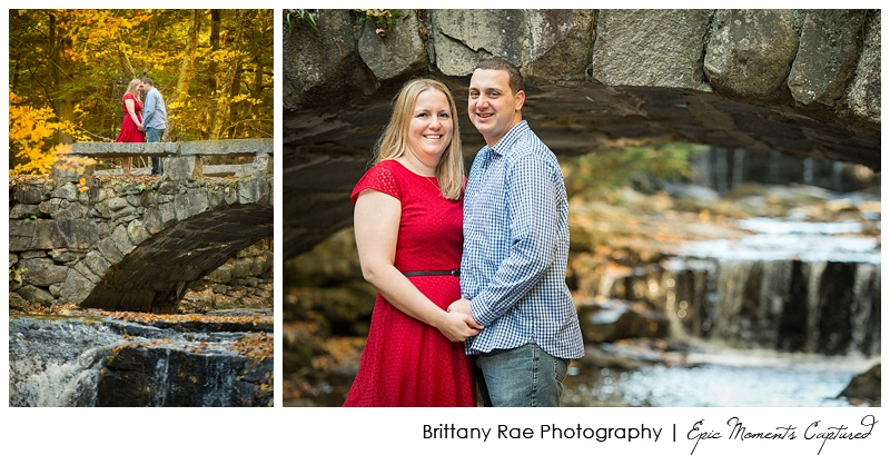Hobbitland Engagement in Hallowell Maine - 4