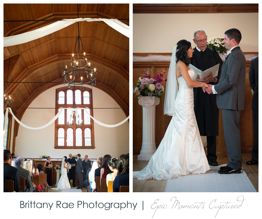 Manchester Country Club Wedding, New Hampshire - Searles Chapel Wedding