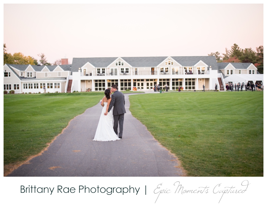Manchester Country Club Wedding, New Hampshire - Manchester Country Club