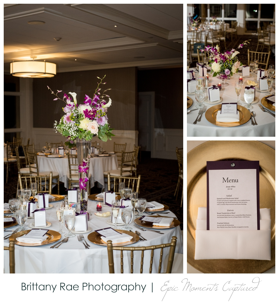 Manchester Country Club Wedding, New Hampshire - 19