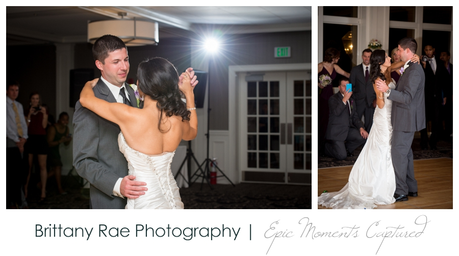 Manchester Country Club Wedding, New Hampshire - 21